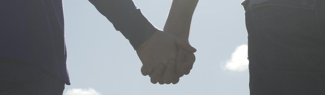 Die helfende Hand für die Konfliktlösung